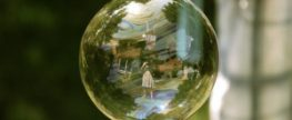 Photo Story: On the Bubble