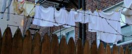 Photo Story: A Lonely Washing