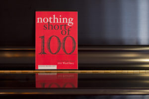 Announcing the 100 Word Story Anthology!   100Words