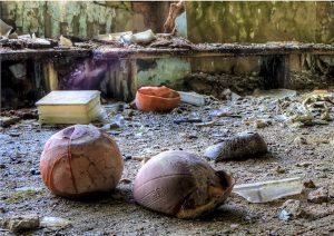 Deflated basketballs